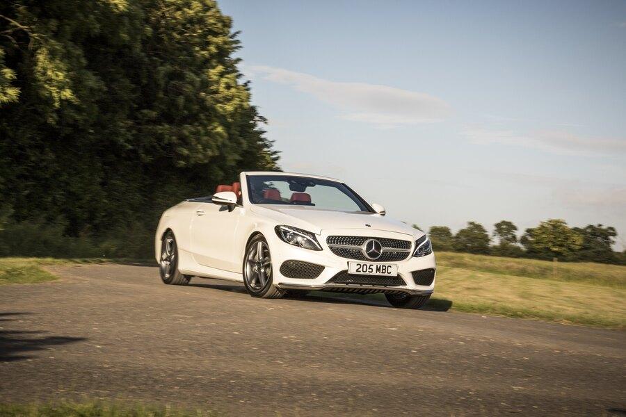Mercedes-Benz Classe C Cabrio (3)