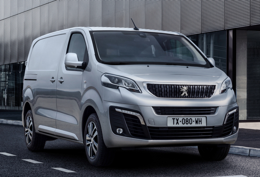Peugeot Expert Furgone (2016->>)