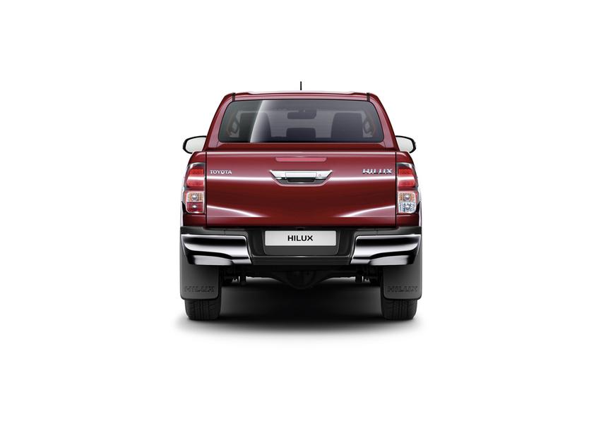 Toyota Hilux Pick-up 2.D-4D 4WD porte Double Cab Comfort (3)