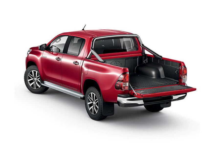 Toyota Hilux Pick-up 2.D-4D 4WD porte Double Cab Comfort (4)