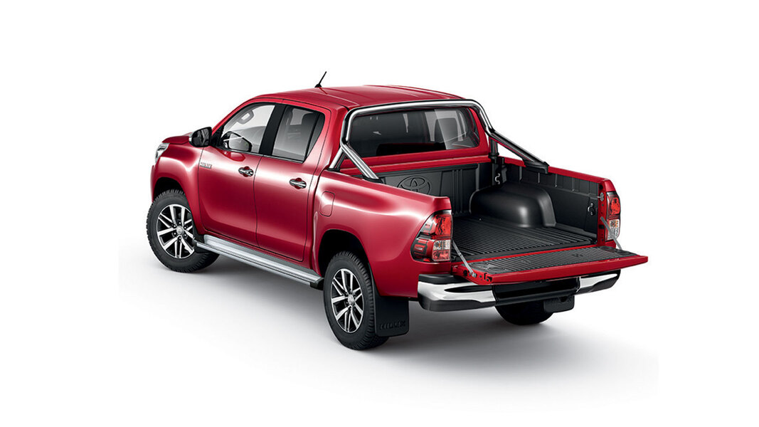 Toyota Hilux Pick-up (2016->>) (4)