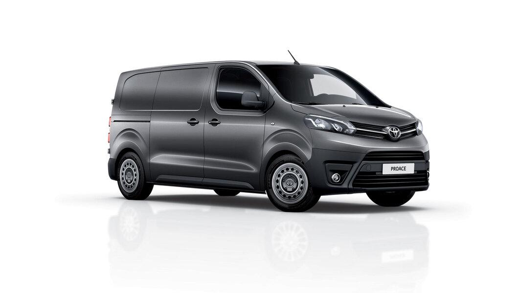 Toyota Proace (2016->>)