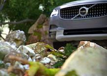 Volvo V90 Cross Country: le immagini in anteprima