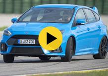 Ford Focus RS: epic fail con il Drift Mode