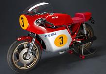 Le moto Magni protagoniste in una mostra d'arte