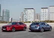 Mazda6: ecco come cambia con il my2017
