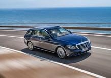 Nuova Mercedes Classe E Station Wagon [Video Prime Impressioni]