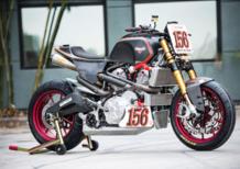 Victory Project 156, una moto da gara per il Pikes Peak