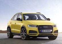 Audi Q3: nuovi allestimenti e pacchetti per il SUV compatto