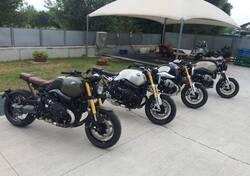 Bmw R nine T 1200 (2014 - 16) nuova