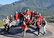 Il MC Adsint-Motobikers in viaggio a Roma