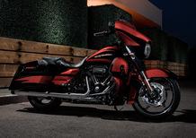 Harley-Davidson CVO Street Glide 117 (2018)
