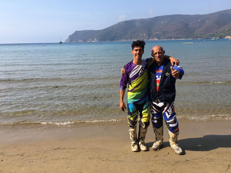 Marco Aurelio Fontana, dalle Olimpiadi alla Dakar