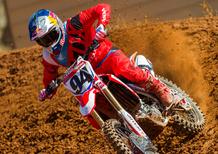 Ken Roczen passa ad Honda