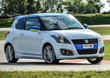 Suzuki Swift GSX-RR | Test drive #AMboxing