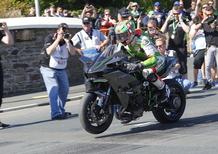 "Tourist Trophy 2015, James Hillier: ""La Kawasaki H2R fa paura"""