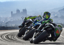 MotoGP. Le foto più belle del GP di Aragòn