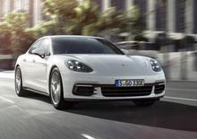 Nuova Porsche Panamera 4 E-Hybrid 2017 al Salone di Parigi 2016 [Video]