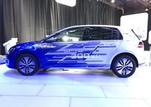 Volkswagen e-Touch Golf al Salone di Parigi 2016