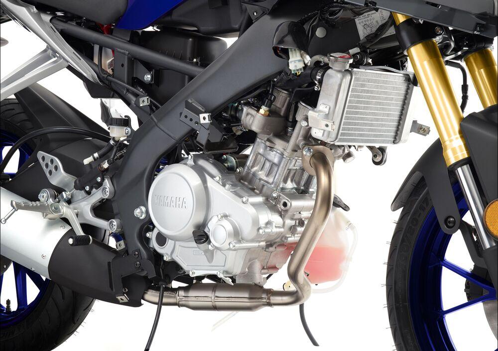 Yamaha YZF R125 (2017 - 18) (2)