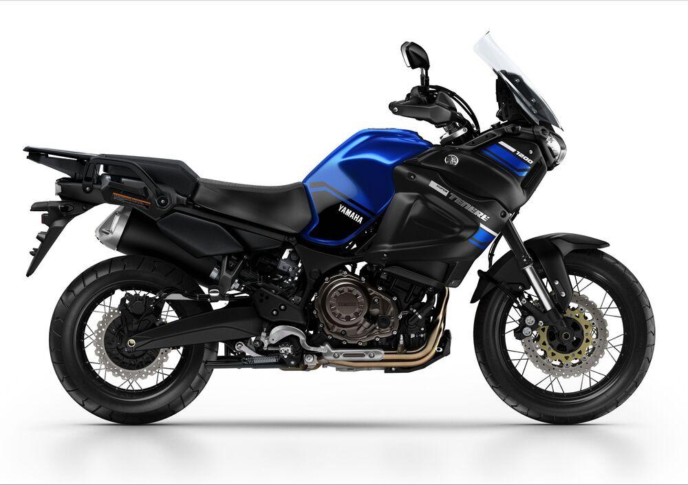 Yamaha XT1200 ZE Super Ténéré (2017 -19)