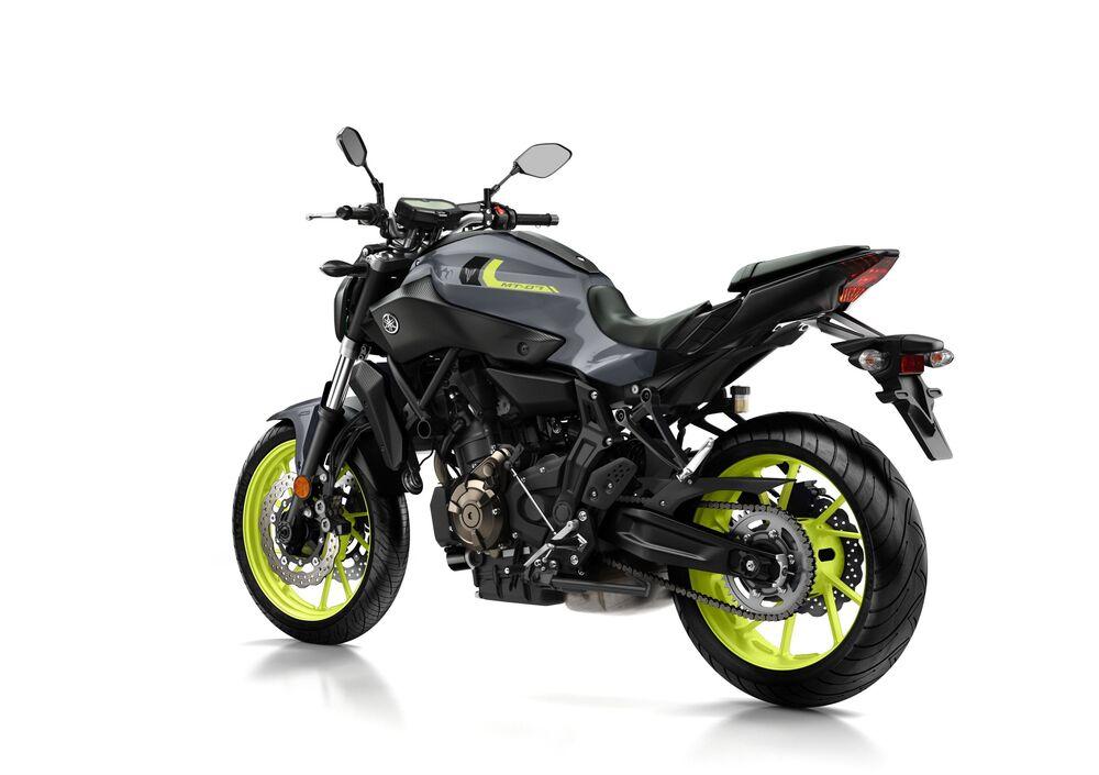 Yamaha MT-07 (2017 - 18) (4)