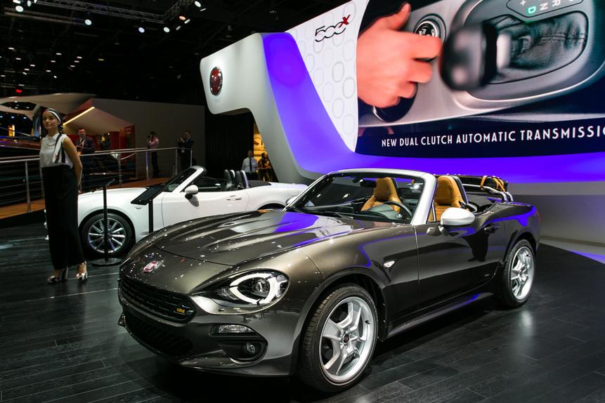 Fiat al Salone di Parigi 2016 (2)