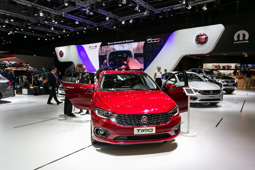 Fiat al Salone di Parigi 2016 (3)