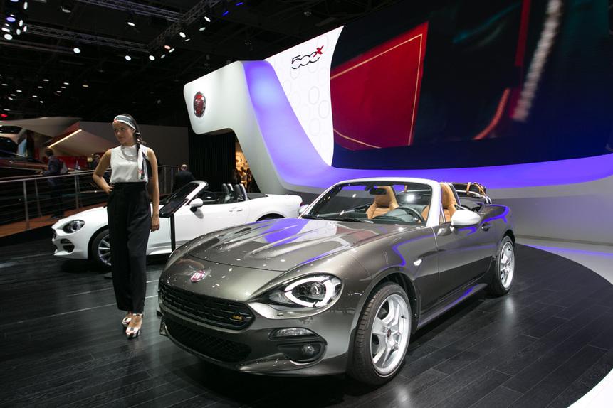 Fiat al Salone di Parigi 2016 (5)
