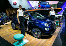 Fiat al Salone di Parigi 2016
