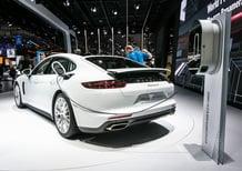 Porsche al Salone di Parigi 2016 [Video]