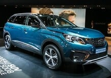 Nuova Peugeot 5008 al Salone di Parigi 2016 [Video]
