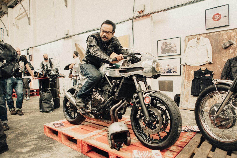 Yamaha Faster Sons: presto una modern-classic su base MT-07