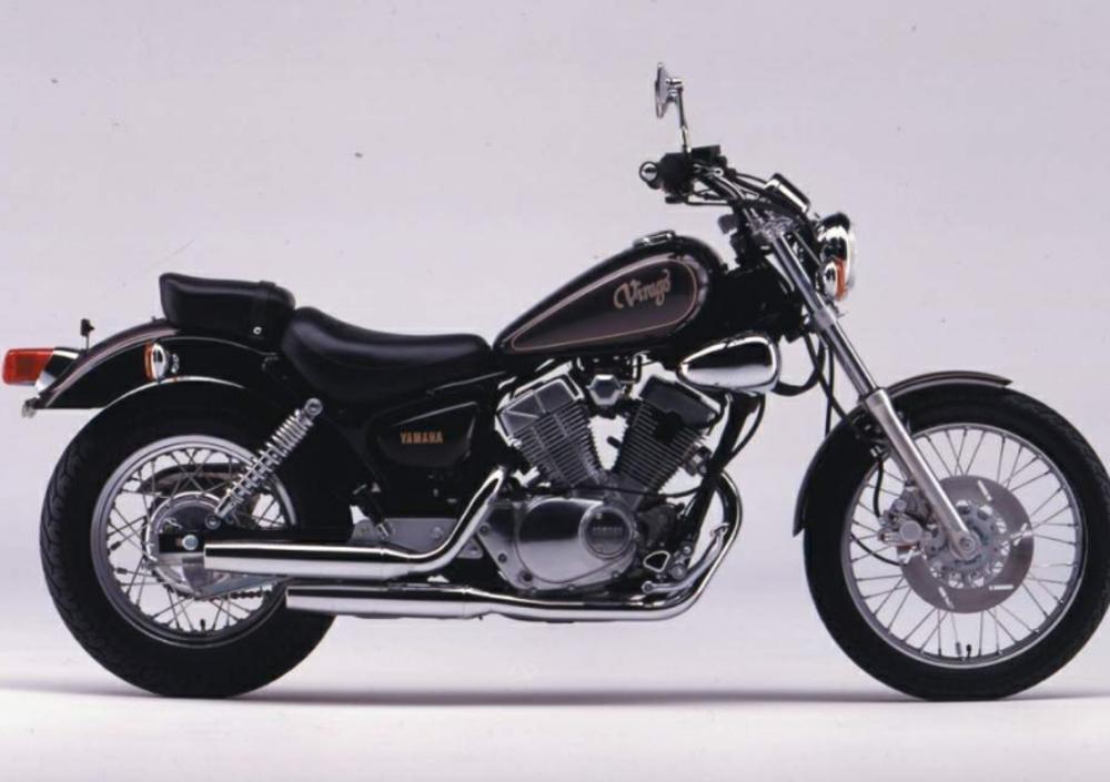 Yamaha Xv 250 Virago  1989