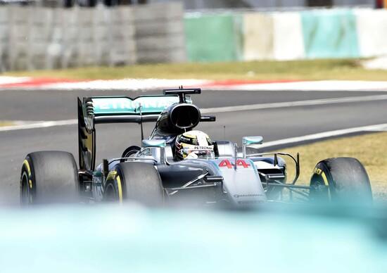 F1, Gp Malesia 2016, FP3: Hamilton davanti a tutti