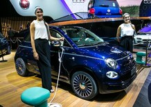 Fiat 500 Riva Tender to Paris: edizione limitatissima al Salone 2016 [Video]