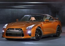 Nissan GT-R restyling 2017 al Salone di Parigi 2016 [Video]