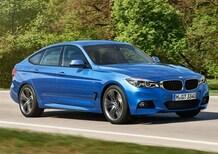 BMW Serie 3 GT restyling 2017 al Salone di Parigi 2016 [Video]