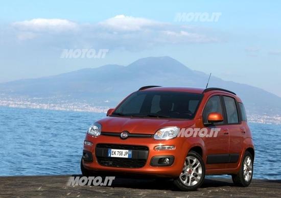 Fiat: offerte su GPL e metano