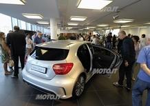 Mercedes-Benz Classe A: nuovo porte aperte il 22 e 23 settembre