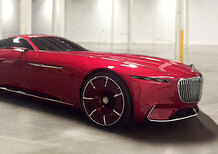 Vision Mercedes-Maybach 6 al Salone di Parigi 2016 [Video]