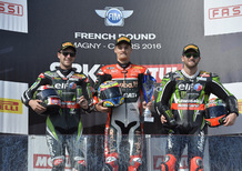 SBK. Davies si impone anche in Gara2 a Magny Cours