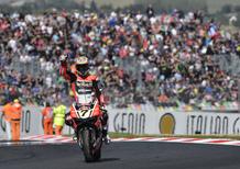 SBK. GP di Francia, Gara2. La versione di Baldi