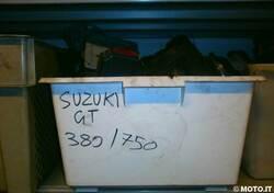 pezzi per motoristica ed estetica per suzuki gt 38 suzuki gt 380 e 750