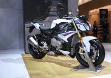 BMW S1000R 2017 ad Intermot 2016: foto e dati