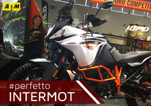 KTM 1090 Adventure a Intermot 2016. Il video