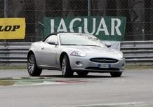 Dunlop per la Jaguar XK