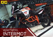 KTM 1290 Adventure 2017 a Intermot 2016. Il video