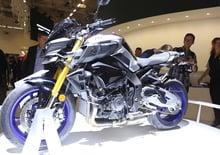 Yamaha MT-10SP  2017 a Intermot 2016: foto e dati