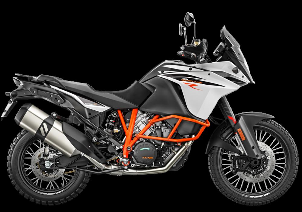KTM 1090 Adventure R (2017 - 19)